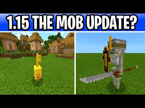 Minecraft 1.16 The Mob Update? New Monsters, Animals & Bosses!
