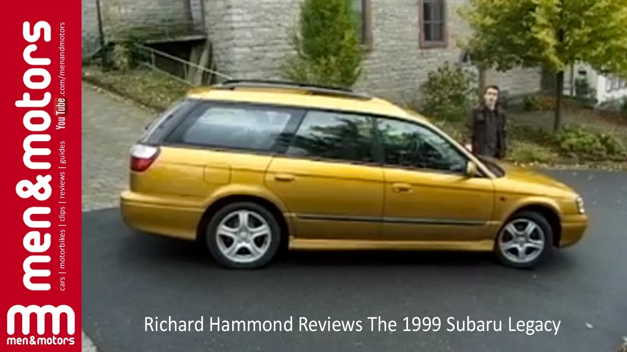 richard hammond reviews the 1999 subaru legacy youtube richard hammond reviews the 1999 subaru legacy