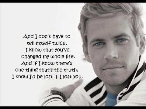 My Best Friend Tribute to Paul Walker  Tyrese ft Ludacris and The Roots Lyrics