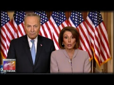 The Democrat Wall of Insanity Is Cracking - Top Democrats Announce Support for Border Barriers