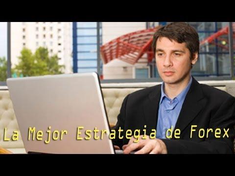 Mejor estrategia forex 2013