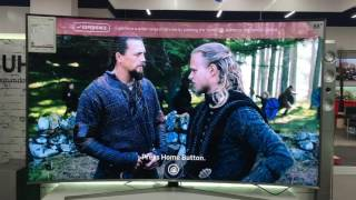 STARZ Play APP on SAMSUNG SUHDTV