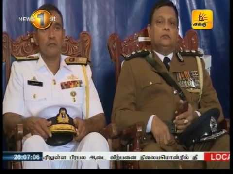 News1st Tamil  Prime Time, Saturday, March 2017, 8PM (04/03/2017)