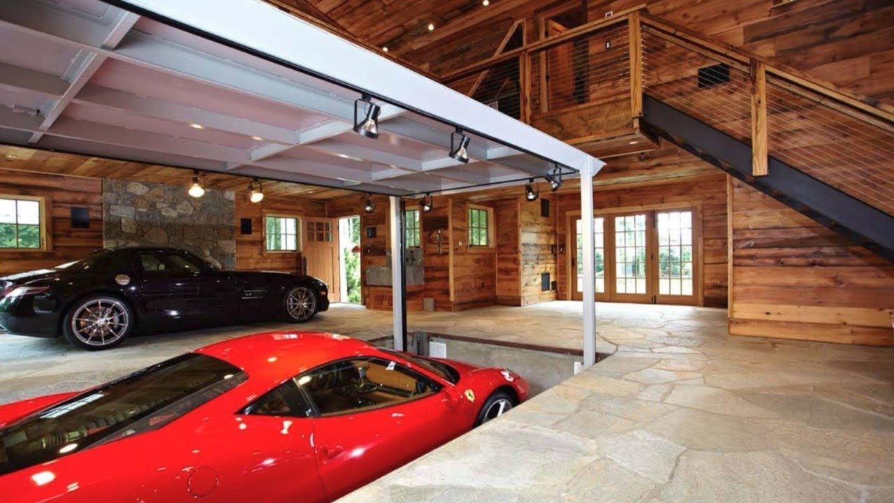 Garage Design Ideas >> 38 Garage Design Ideas Garage Storage Ideas Youtube
