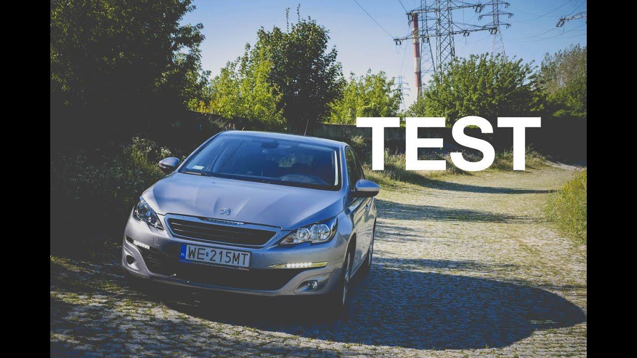 Peugeot 308 1.2 PureTech Style - TEST | 4K - YouTube