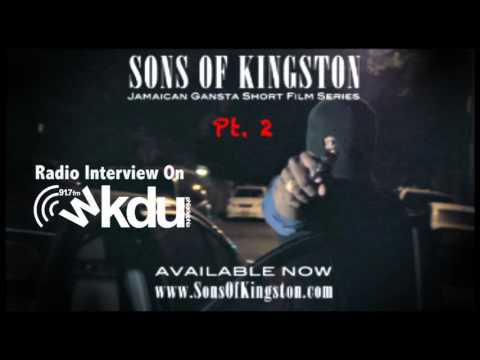 """Sons Of Kingston"" Interview on Bonnie and Clyde of Reggae Radio Show"
