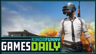 PUBG Xbox One Has 1 Million Players - Kinda Funny Games Daily 12.15.17