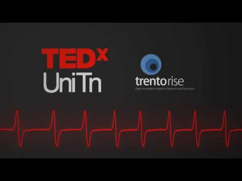 TEDx UniTn - The pulse of Innovation