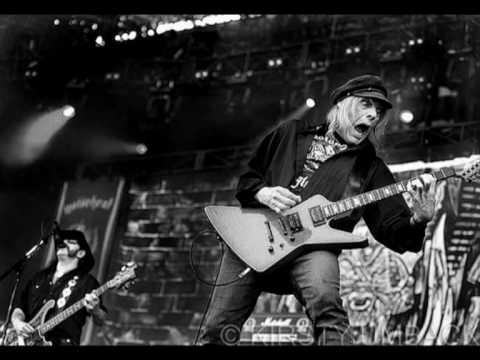 ♠ Motörhead ♠ - The wolf - Rock 'n' Roll album.1987