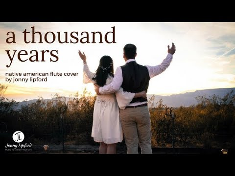 Twilight's A Thousand Years (cover Song On Native American Flute) Jonny Lipford