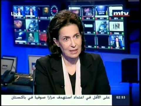 Hayat Arslan on MTV part 1.b.wmv