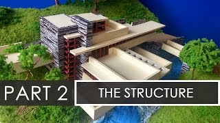 Part 2 | How to make a model of Falling waters | Model Making with Sumit