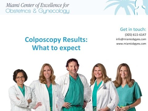 What To Expect With Colposcopy Results