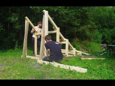 Mx rampe selber bauen youtube - Rollstuhlrampe selber bauen ...