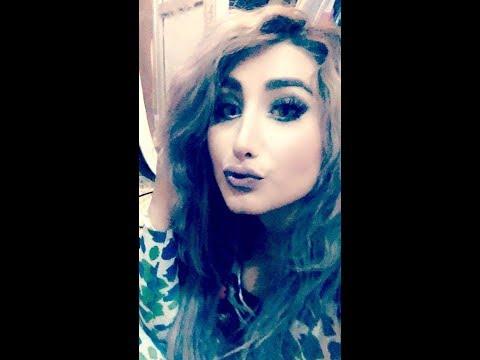 اماني علاء توضح حقيقة مشكلتها مع خطيبة احمد البحار