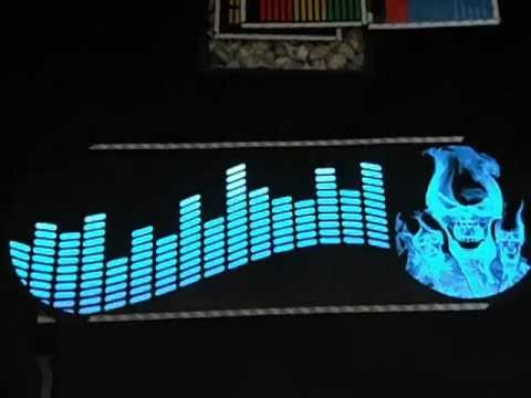LED стикер за кола CT98 3