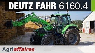 Tracteur Deutz-Fahr 6160.4 (Serie 6)