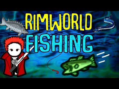 Fishing! Rimworld Mod Showcase