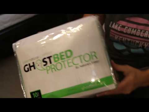 Ghost Bed Mattress Protector Review
