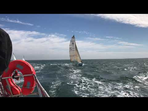 Spinnaker blow out Hastings Victoria