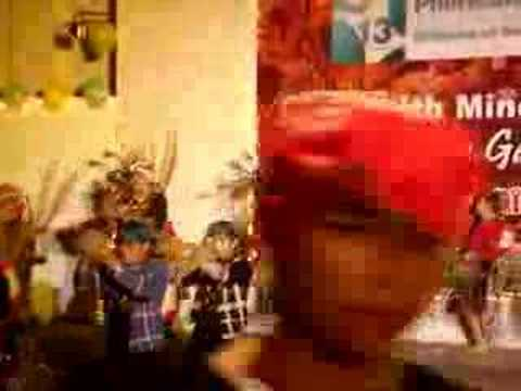 Cultural dance - Davao region