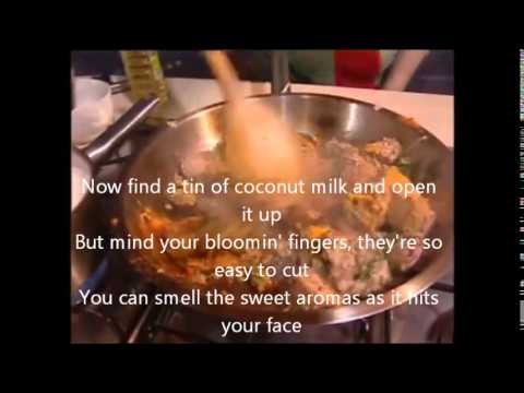 Lamb Curry Jamie Oliver With Subtitules In English Youtube