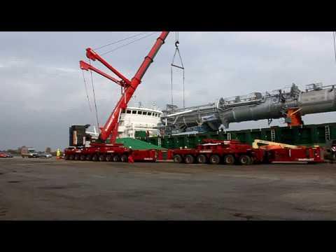 Mammoet ltm1500-8 Mobile cranes