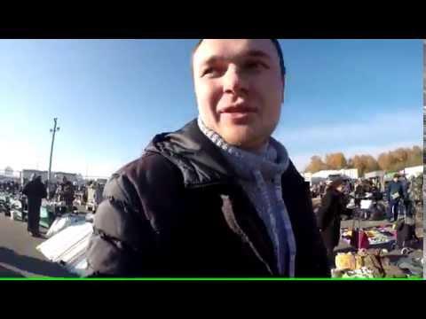 Поле Чудес на рынке Ждановичи. Чем барыжат на барахолках?