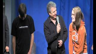 Marc Summers guests on The Nite Show and oversees a Physical Challenge from