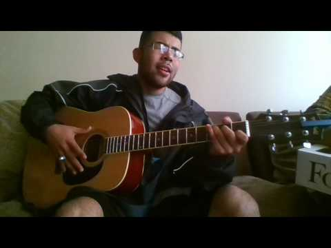Army cadence blues Acoustic cover