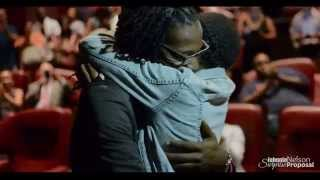 BEST PROPOSAL EVER - Movie Theater Surprise Proposal