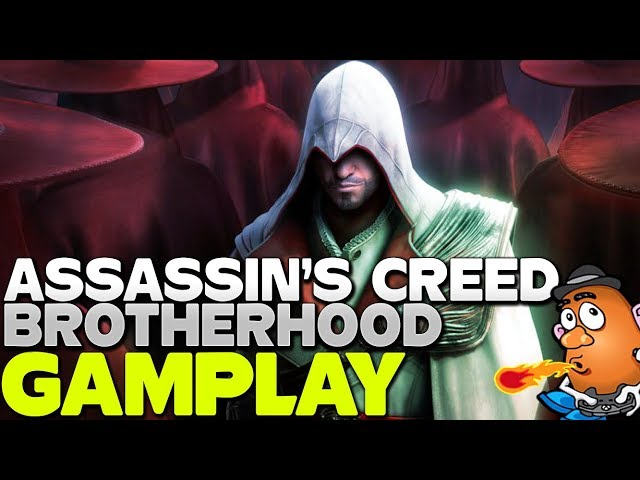 Assassination at the Colosseum  | Assassin's Creed Brotherhood | Xbox One Gameplay