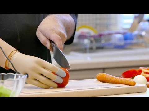 Prosthetic Hand Restores Sense of Touch