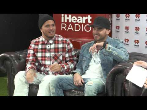 iHeartRadio Interview With Stan Walker and Tia-Taharoa Maipi from Born To Dance