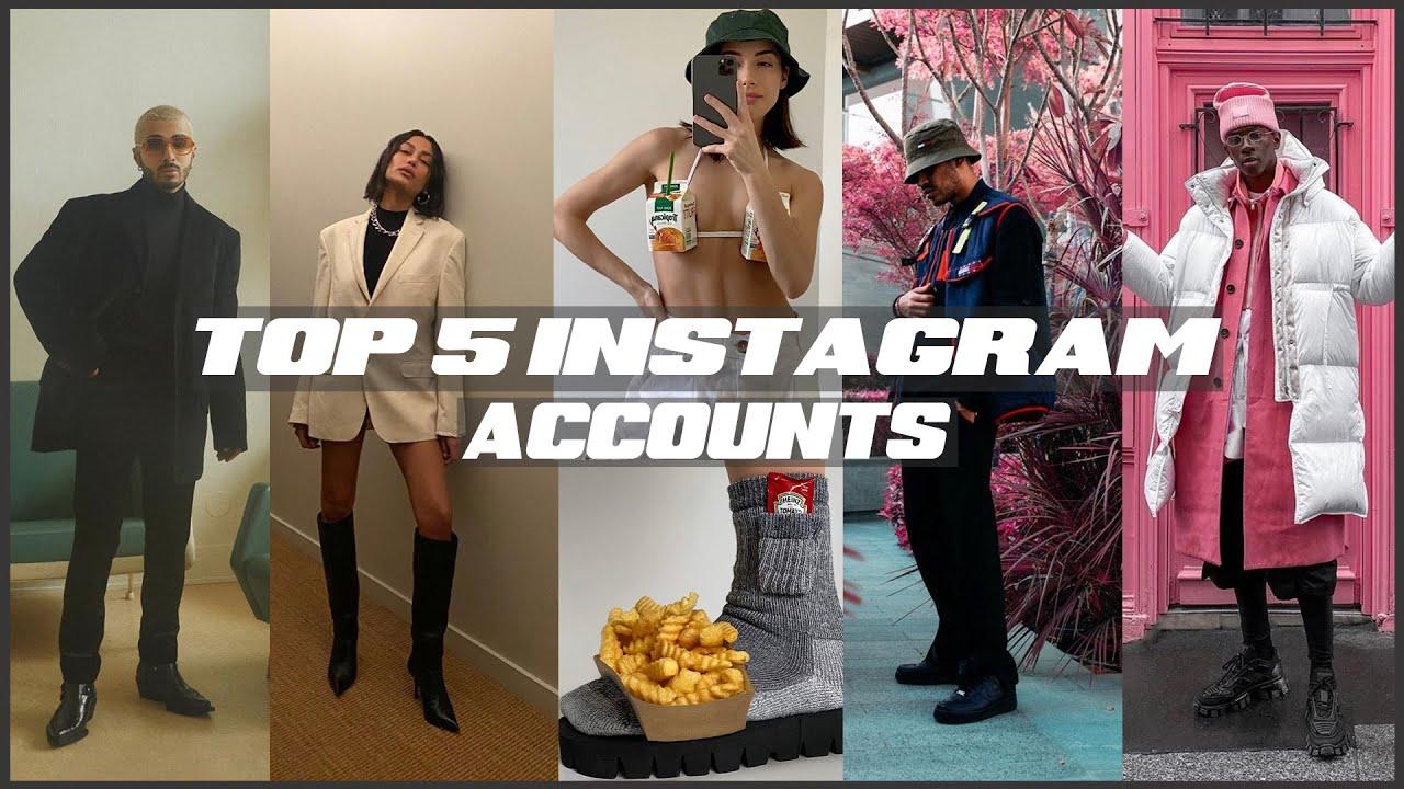 Top 5 Instagram Accounts die du kennen solltest   Fashion & Fotografie   Sami Rhoma