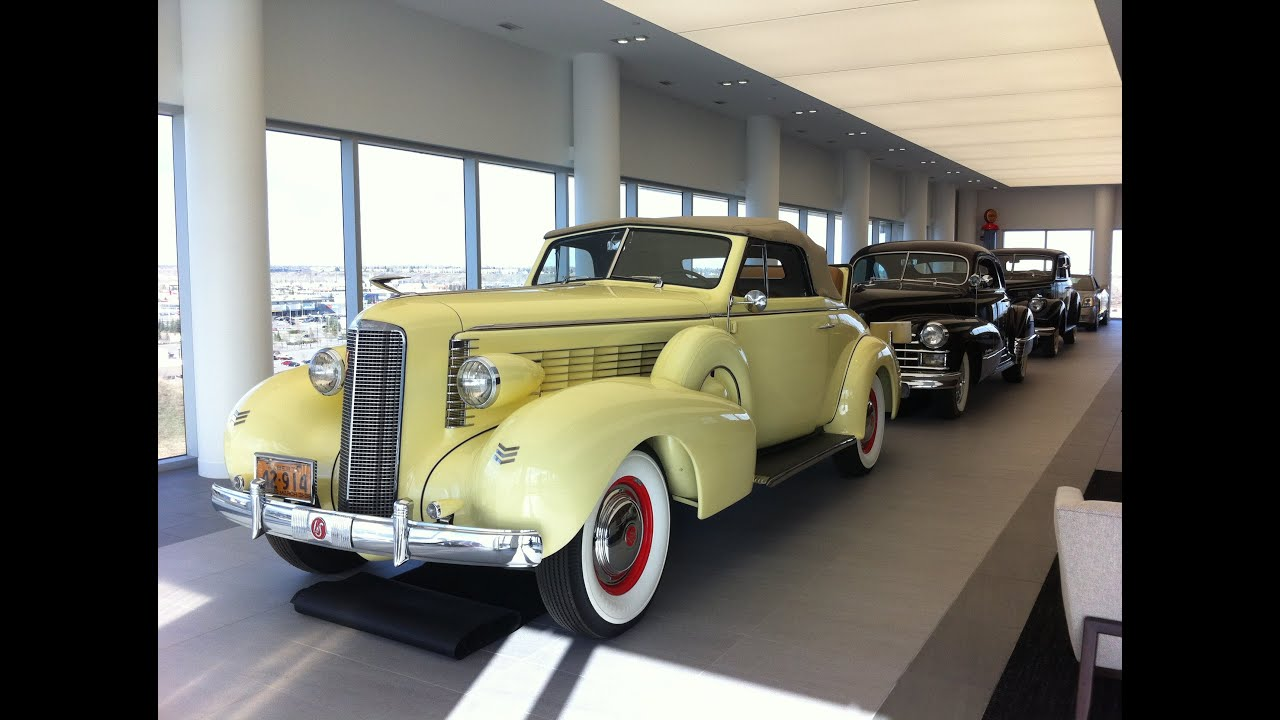 Classic Cadillac Cars 1930s/1940s - Carter Cadillac ...