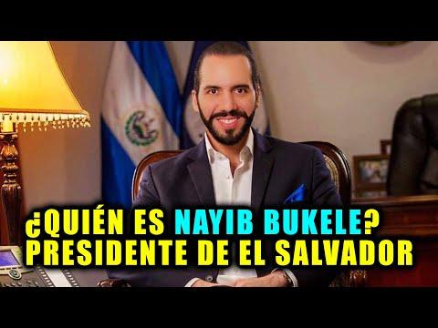 ¿Quién es Nayib Bukele? Nuevo presidente de El Salvador