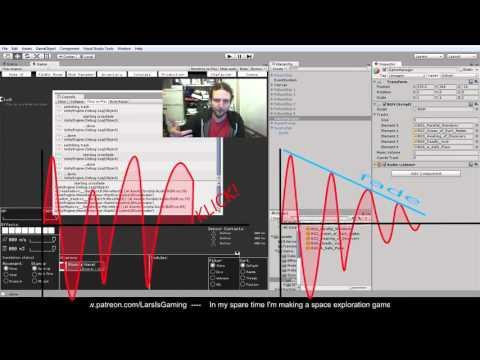 Audio Cross-fading in Unity3D C#