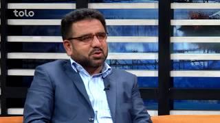 بامداد خوش - ورزشگاه - صحبت های وحید الله شفق درباره مسابقات آینده شب نبرد