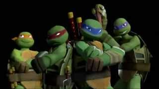 tmnt 2012 theme song twice as fast