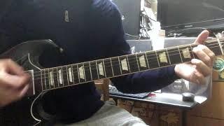 Alcest - Les Jardins De Minuit (Guitar Cover)
