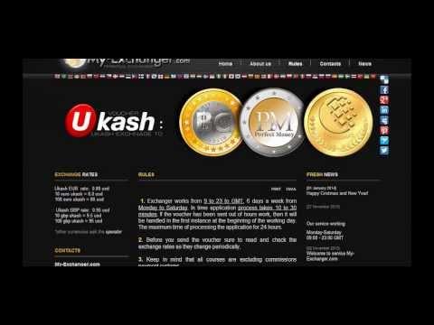 how to exchange ukash