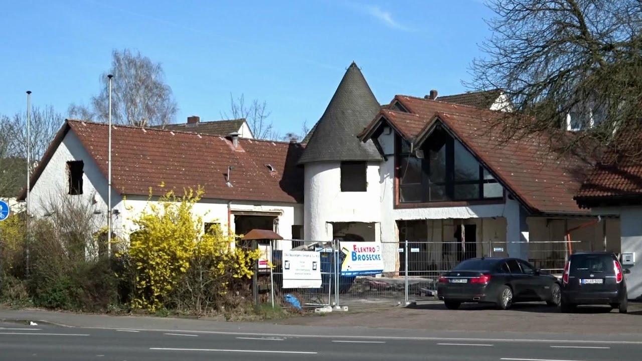 NordrheinWestfalen Verlassene Orte Lost Places Urbex Restaurant Ruhrbrcke 26032017  YouTube