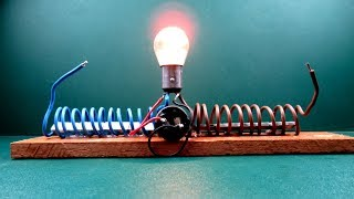 New Free Energy Generator Magnet Coil 100% Real | New Technology | New Project Idea at Home