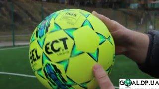 Мяч для футзала Select Futsal Mimas 2016 желтый(, 2016-01-15T11:09:36.000Z)