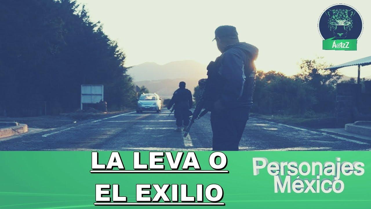 La leva o el exilio; no hay más salidas en El Aguaje, Michoacán