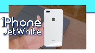 How to - Jet White iPhone 7 Plus!