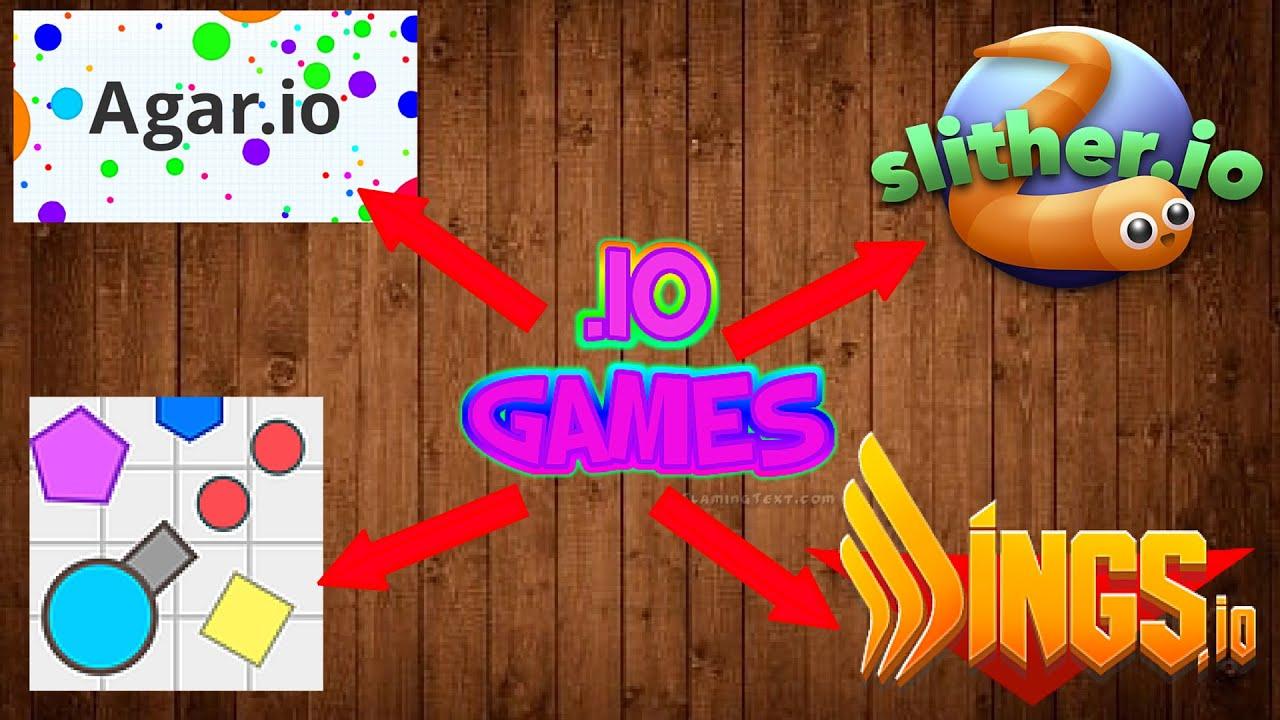 Alle Io Games