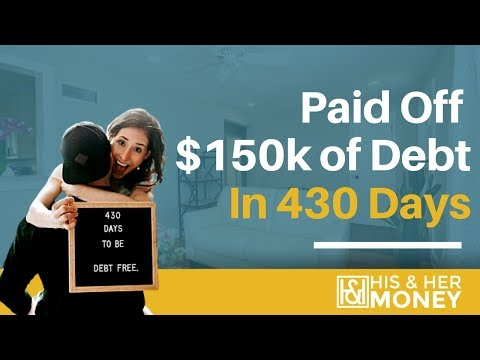 How Cory and Jill Paid Off $150,000 of Debt In 430 Days