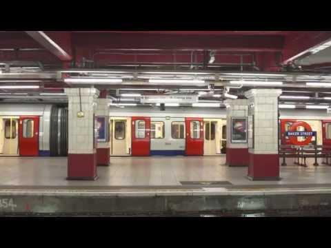 How commuting into London feels